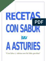 Recetas asturianas