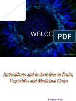 ANTIOXIDANTS AND ITS ACTIVITIES IN FRUITS,.pptx