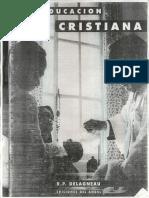 Alain DELAGNEAU - La educación cristiana 1ma pars.pdf