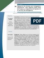 Deplecion de volumen por transgrecion alimenticia FIIN.docx
