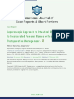 International Journal of Case Reports & Short Reviews
