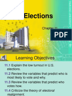 Political Science - Elections
