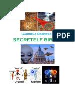Secretele Bibliei-gabriela dobrescu
