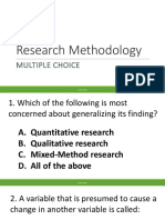 ResearchMethodology-quiz