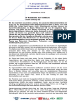 Eisspeedway Berlin 2020, Pressemitteilung 200229