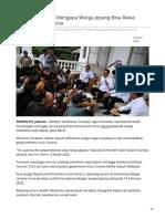 Terawan Mengapa Warga Jepang Bisa Bawa Corona ke Indonesia
