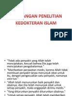 SUMBANGAN KEDOKTERAN ISLAM PADA KEDOKTERAN MODERN.pptx