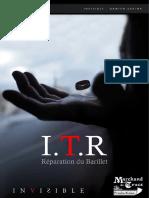 ITR - Réparation du barillet Damien Savina