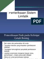 Kel Limfe Exam_Kemkes
