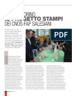 Progetto Stampi CNOS