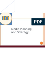 Chapter 10 _IMC_Media Planning & Strategy