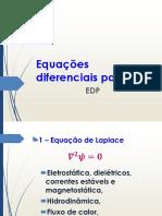 2.1 - EDPs