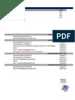Configuração redes Rev1
