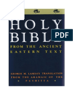 Peshitta Bible