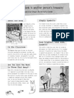 The Dumpster Diver Activity Kit