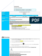 Participant Notes VILT 0000054771 - Webex