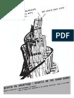 DEBATES on the avant-garde (Rancière, John Roberts, Chto Delat et alii)