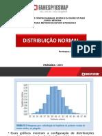 Aula Distribuição Normal