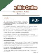DÍA 362 - 365 días para leer la Sagrada Escritura