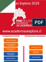 Academias_Explora_2019_Provincia_San_Antonio