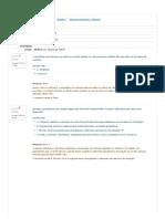 Exercícios de Fixação - Módulo I - Controle Interno
