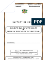 Distribution m