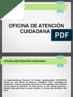 diapositiva OAC