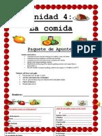 SPAN1A_Unit 4_paquete de apuntes