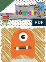 Lectometro - Niveles de lectoescritura