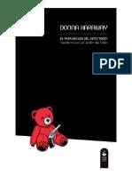 Donna Haraway - El patriarcado del osito Teddy