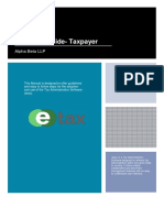 Etax_End _User_Manual_Taxpayer