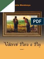 Valores para Paz-Katia Mendonça