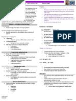 PHARMA2 - 1.1 - PRINCIPLES OF THERAPEUTICS - Copy