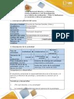 Guía de actividades y rúbrica de evaluación - Paso 2 - Reflexiono sobre vocación y ética en psicología. (1).docx