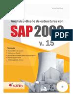 Análisis y Diseño de Estructuras con SAP 2000 v. 15.pdf