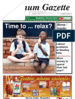 Platinum Gazette 10 December 2010