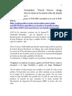 Entrevista de Clodovaldo Hernández a David Nieves 25.07.2016