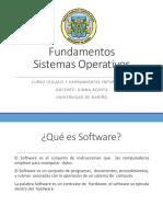 2- Fundamentos Sistemas Operativos