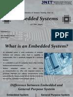 embeddedsystems-trainingppt-170323170027