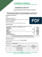 4 INGENIERIA DEL PROYECTO MAYORES METRADOS - ACOPALCA