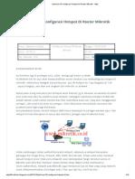 Jobsheet 10 Konfigurasi Hotspot Di Router Mikrotik - 4djie.pdf