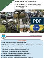 UD II As 01 - LRM e Pensão Militar - 2017