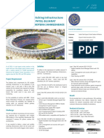 Case Study SARDAR PATEL GUJARAT CRICKET STADIUM AT MOTERA