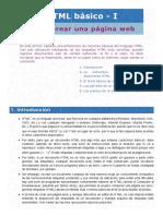 HTML básico - I
