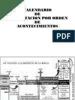 ACONTECIMIENTOS CALENDARIO.