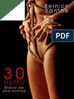 30 Segundos Diario de una Sumisa - Bernice Xanthe