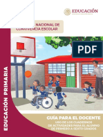 PRIMARIA Guía DOCENTE PNCE 2019