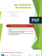 Master programs for teachers in Malaysia.pptx