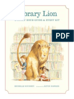 Library Lion Story Hour Kit