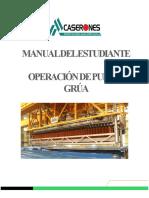 Manual Operación de Puente Grúa (3)